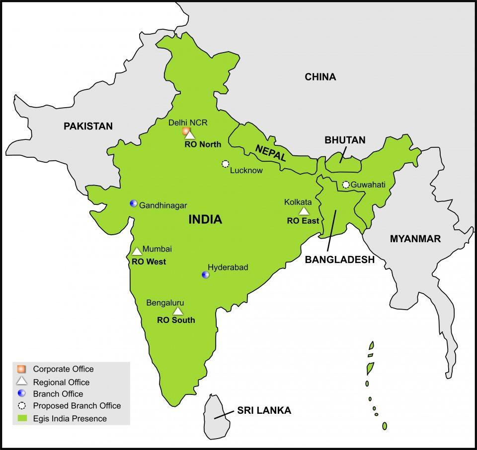 भारत, पाकिस्तान, बांगलादेश आणि श्रीलंका मधील समृद्ध देश कोणता आहे?