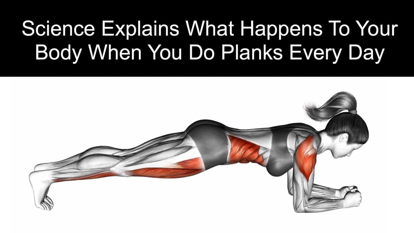 प्लॅकिंग व्यायामाचे कोणते फायदे आहेत? तुम्ही सर्वांनी केलेच पाहिजे